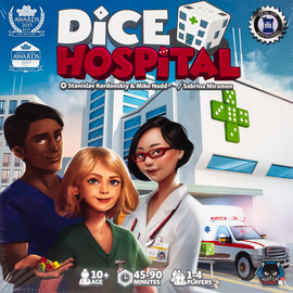 Buy Dice Hospital and other dice games from Out of Town Games