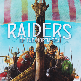 Buy Raiders of the North Sea and other brilliant board games from Out of Town Games