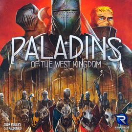 Buy Paladins of the West Kingdom and other brilliant board games from Out of Town Games