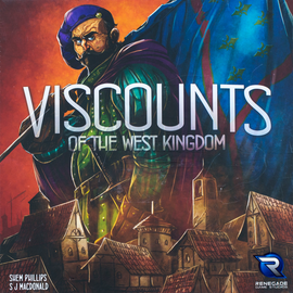 Buy Viscounts of the West Kingdom and other brilliant board games from Out of Town Games