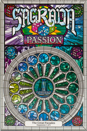 Sagrada: Passion Expansion and other board game expansions from Out of Town Games