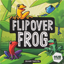 Buy Flip Over Frog and other kids games from Out of Town Games