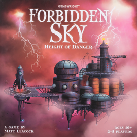 Buy Forbidden Sky and other family co-operative games from Out of Town Games