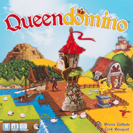 Buy Queendomino and other family games from Out of Town Games