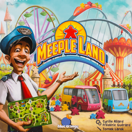 Buy Meeple Land and other family games from Out of Town Games