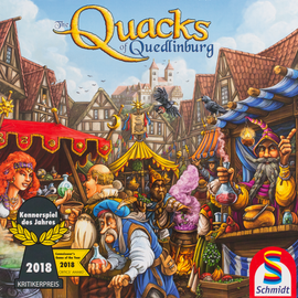 Buy Quacks of Quedlinburg and other family games from Out of Town Games