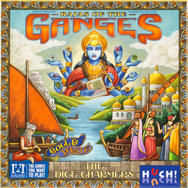 Buy Rajas of the Ganges: The Dice Charmers and other roll and write games from Out of Town Games
