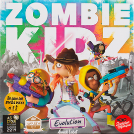 Buy Zombie Kidz Evolution and other family legacy games from Out of Town Games