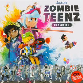 Buy Zombie Teenz Evolution and other family legacy games from Out of Town Games