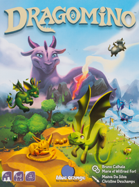 Buy Dragomino and other childrens games from Out of Town Games