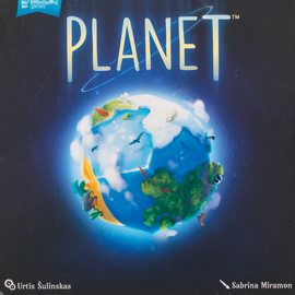 Buy Planet Board Game from Out of Town Games Ltd