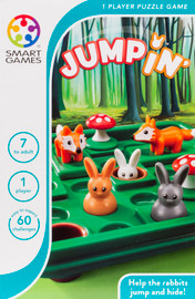 Buy Jump In, children's puzzle game, from Out of Town Games