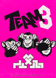 Buy Team3 Pink party game from Out of Town Games