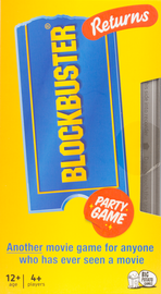 Buy Blockbuster Returns Big Potato party game from Out of Town Games