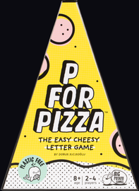 Buy P For Pizza - Big Potato word game from Out of Town Games