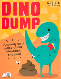 Buy Dino Dump - Big Potato by Matt Edmondson family card game from Out of Town Games