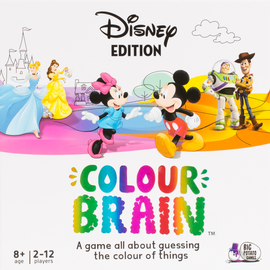 Buy Disney Colour Brain Big Potato quiz game from Out of Town Games