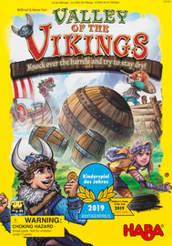 Buy Valley of the Vikings HABA children's dexterity game from Out of Town Games