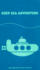 Buy Deep Sea Adventure Oink Games Push Your Luck game from Out of Town Games