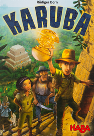 Buy Karuba HABA family game from Out of Town Games