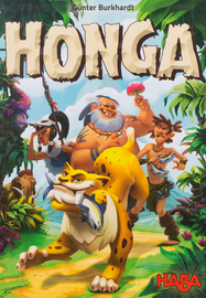 Buy Honga HABA family game from Out of Town Games