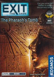 Buy Exit The Game: The Pharoah's Tomb from Out of Town Games! Family Escape Room game