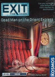 Buy Exit The Game: Dead Man on the Orient Express from Out of Town Games! Family Escape Room game