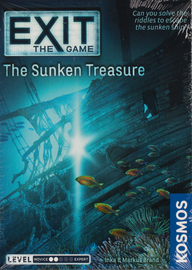 Buy Exit The Game: The Sunken Treasure from Out of Town Games! Escape Room game
