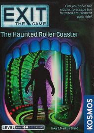 Buy Exit The Game: The Haunted Rollercoaster from Out of Town Games! Escape Room game
