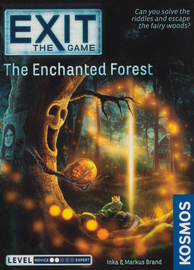 Buy Exit The Game: The Enchanted Forest from Out of Town Games! Escape Room game