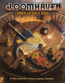 Buy Gloomhaven Jaws of Lion and other Fantastic Campaign Board Games from Out of Town Games