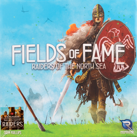 Buy Raiders of the North Sea: Fields of Fame and other board game expansions from Out of Town Games
