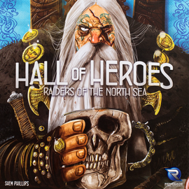 Buy Raiders of the North Sea: Hall of Heroes and other board game expansions from Out of Town Games