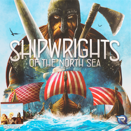 Buy Shipwrights of the North Sea and other Garphill board game from Out of Town Games