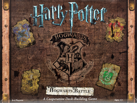 Buy Harry Potter Hogwarts Battle and other deck building games from Out of Town Games