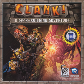 Buy Clank! Deck Building Adventure from Out of Town Games