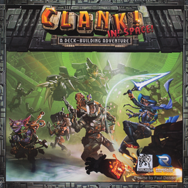 Buy Clank! In! Space! Deck Building Adventure from Out of Town Games