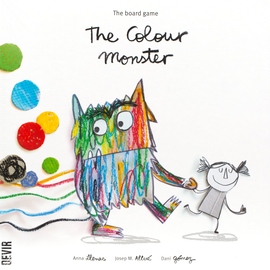 Buy The Colour Monster children's game from Out of Town Games