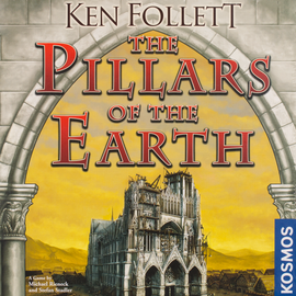 Buy The Pillars of the Earth board game from Out of Town Games