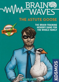 Buy Brainwaves: The Astute Goose card game from Out of Town Games