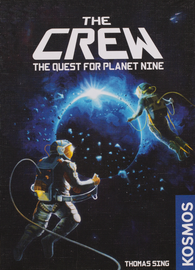 Buy The Crew: Quest for Planet Nine card game from Out of Town Games