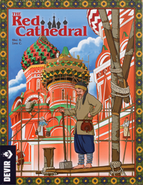 Buy The Red Cathedral board game from Out of Town Games