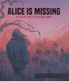 Buy Alice is Missing role playing game from Out of Town Games