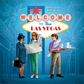Buy Welcome to New Las Vegas flip and write game from Out of Town Games