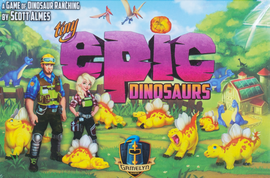 Buy Tiny Epic Dinosaurs game from Out of Town Games