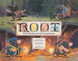 Buy Root: The Underworld Expansion,  and other brilliant board game expansions from Out of Town Games
