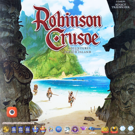 Buy Robinson Crusoe 4th Edition cooperative game from Out of Town Games