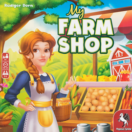 Buy My Farm Shop from Out of Town Games! Family board games and more