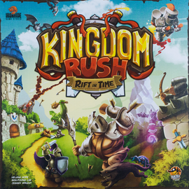 Buy Kingdom Rush: Rift in Time from Out of Town Games! Cooperative board games and more