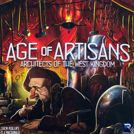 Buy Architects of the West Kingdom: Age of Artisans and other brilliant board game expansions from Out of Town Games